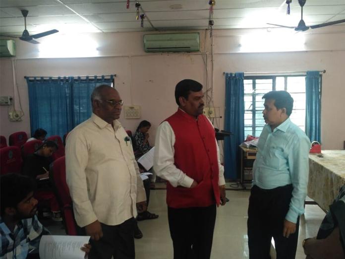 V-C Prof Koona Ramji seeks ANU staff cooperation in Guntur