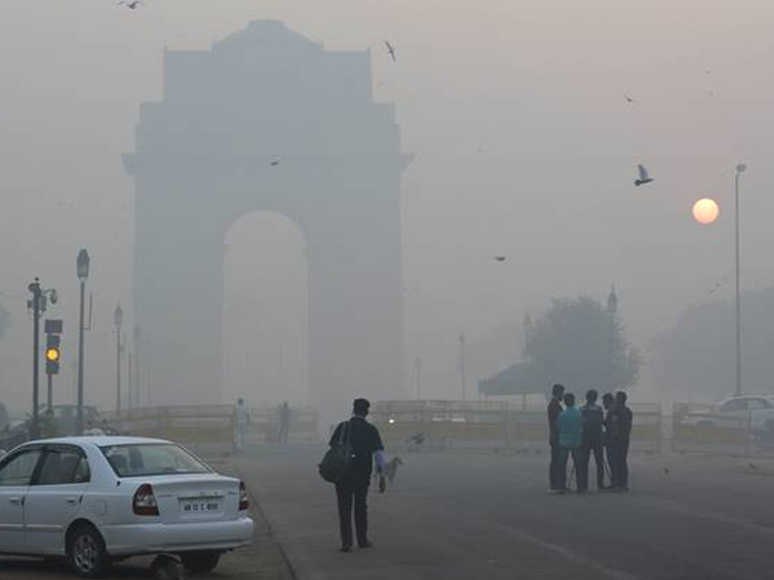 Delhis Air Quality Recorded In Severe Category