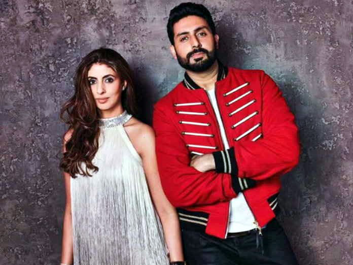 I didnt come to the industry to stand behind anyone says, Abhishek Bachchan