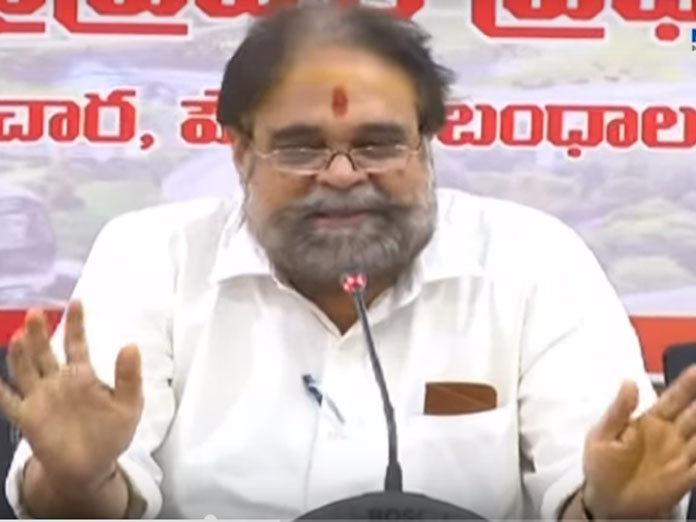 YS Sharmila comments on AP police are not correct: Ananda Surya