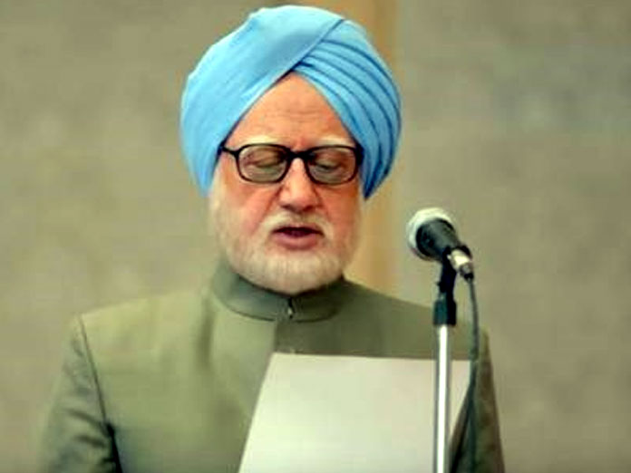 The Accidental Prime Minister Screening Disrupted, Anupam Kher Issues a Statement