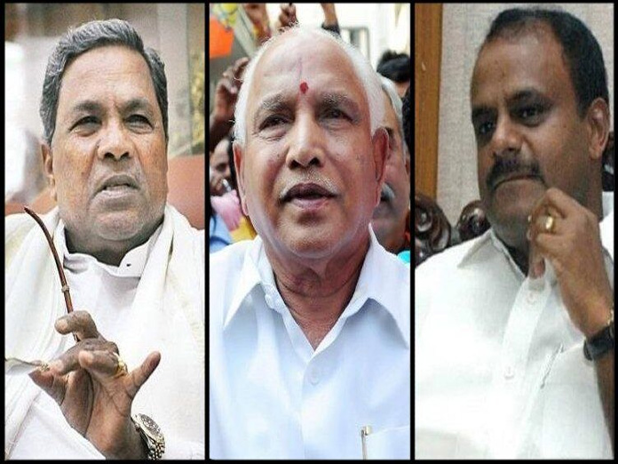 BJP's dirty politics in Karnataka