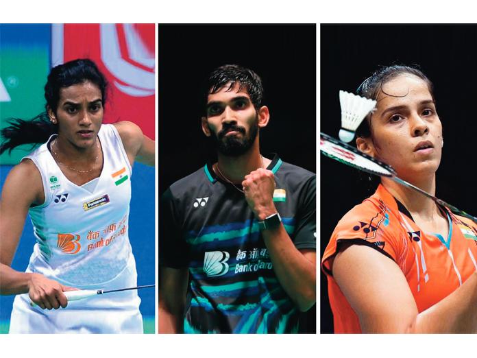 Sindhu, Saina, Srikanth in last 8 of Indonesia Masters