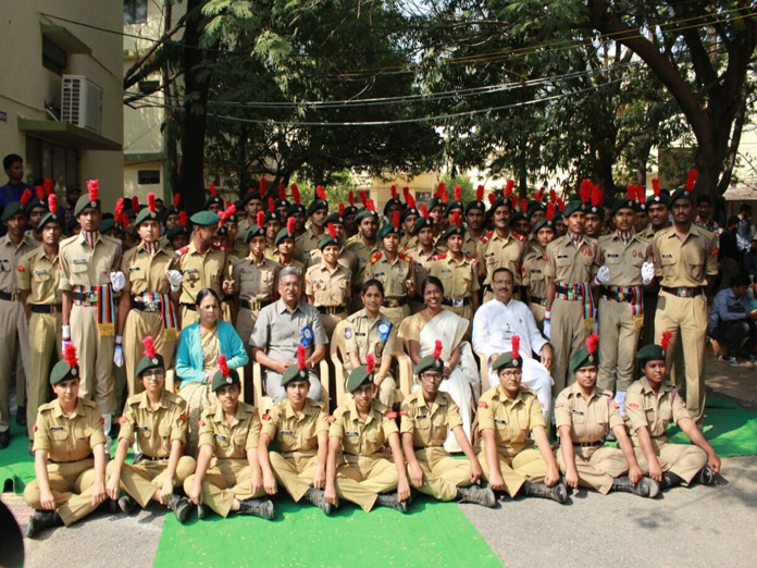 National Youth Day celebrated at Bhavan's College