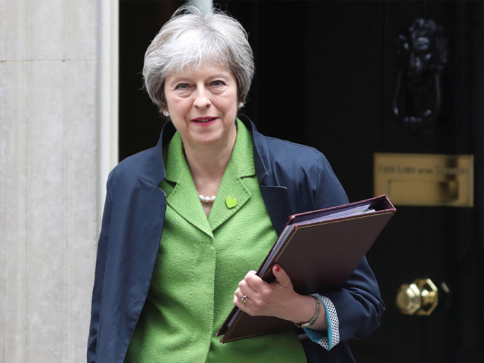 British PM Theresa May wins UK's mandate to reopen Brexit
