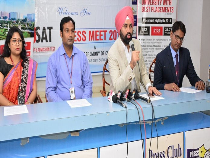 Chandigarh varsity announces scholarships for TS students