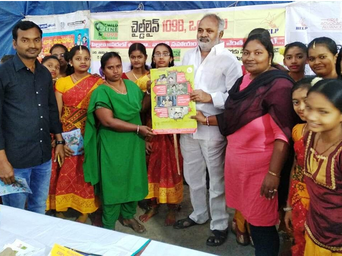 Call to create awareness on child rights in Ongole