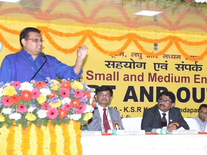Target set for disbursal of one lakh Mudra loans