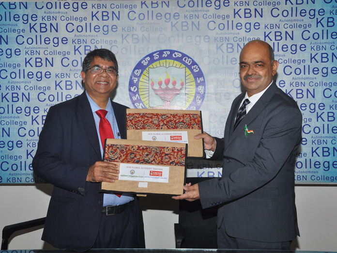KBN inks pact with Lincoln varsity