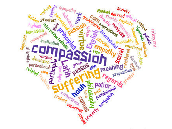 Compassion: Recipe for happiness and success