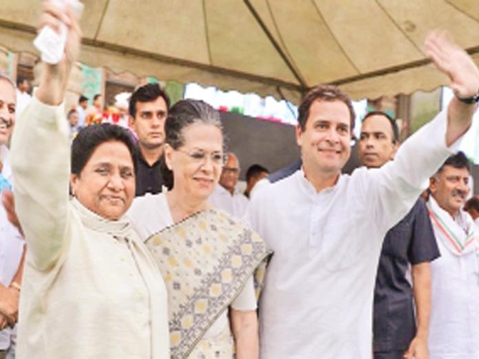 UP politics and Congress' hopes