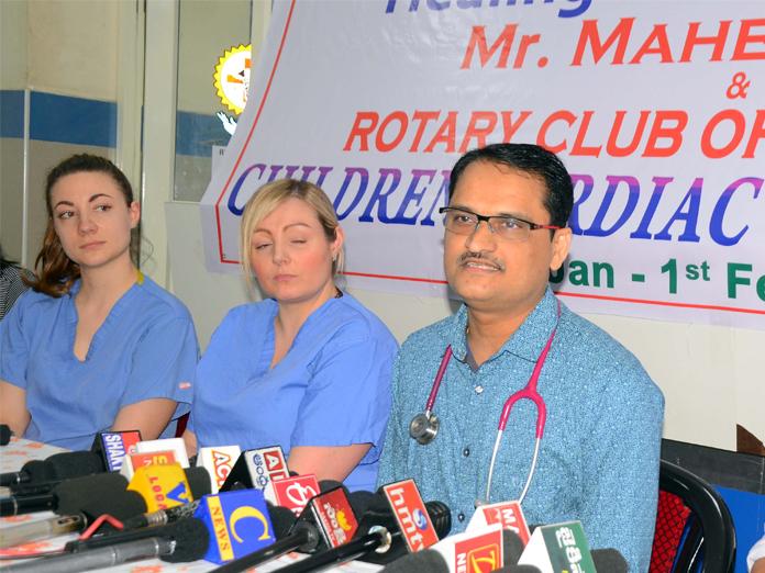 10 children undergo complex cardiac surgeries in Vijayawada