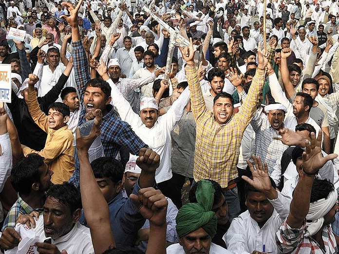 10 percent reservation move justified