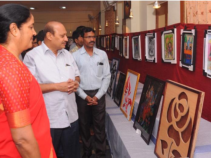 'Srujana-2019' A two-day art and craft exhibition begins in Vijayawada