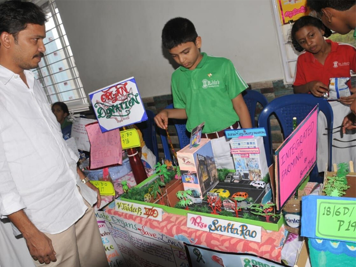 Science expo organised to mark Republic Day in Vijayawada