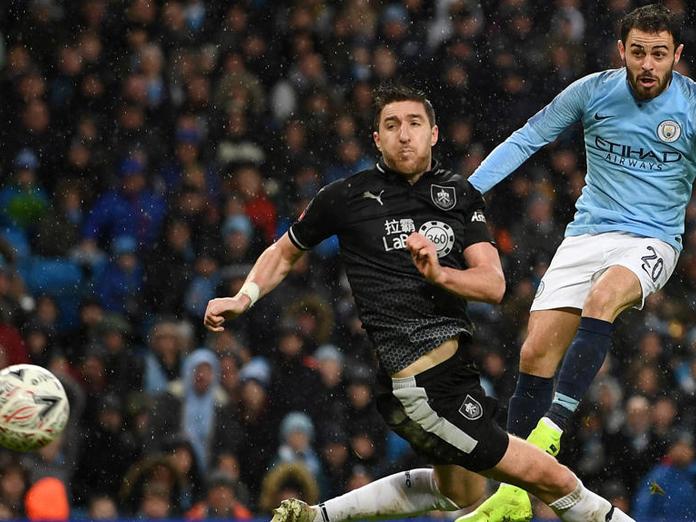 Millwall stun Everton, Man City continue quadruple quest