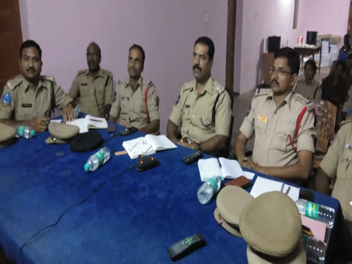 Forest officials, cops campaign for Jungle Bachao, Jungle Badhao