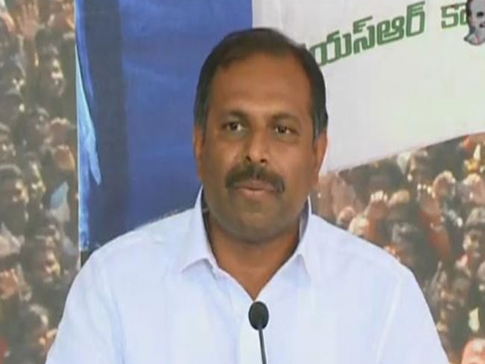TDP wakes up from a slumber : Srikanth Reddy