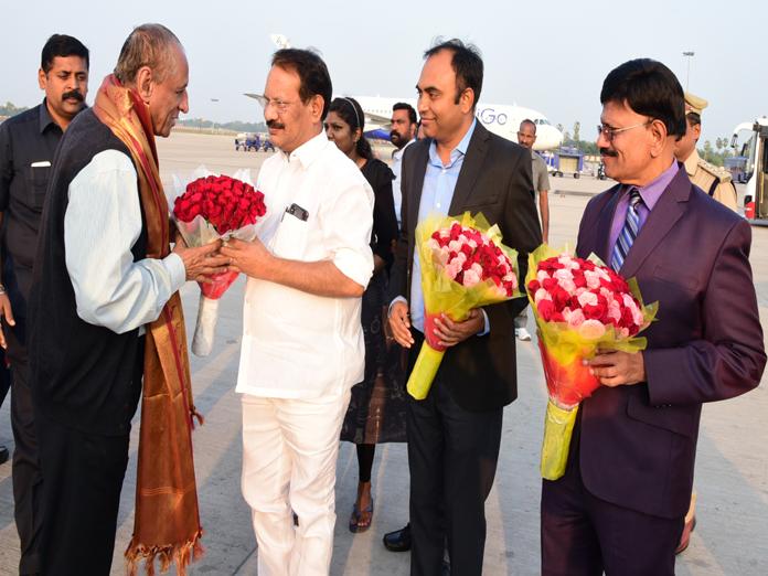 Governor ESL Narasimhan rejects ordinance on dotted lands
