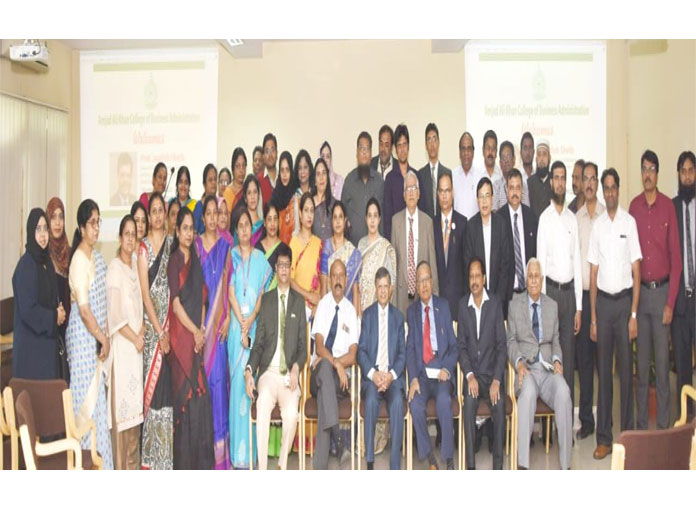 Conclave for Directors and Deans of MBA colleges held