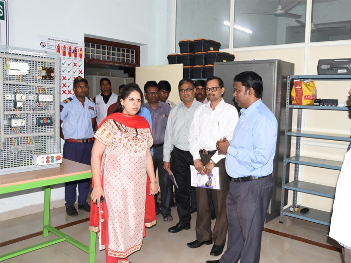 HPCL hailed for providing  skill development training