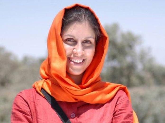 Briton woman jailed in Iran set for hunger strike