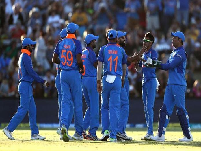 India triumph over Kiwis