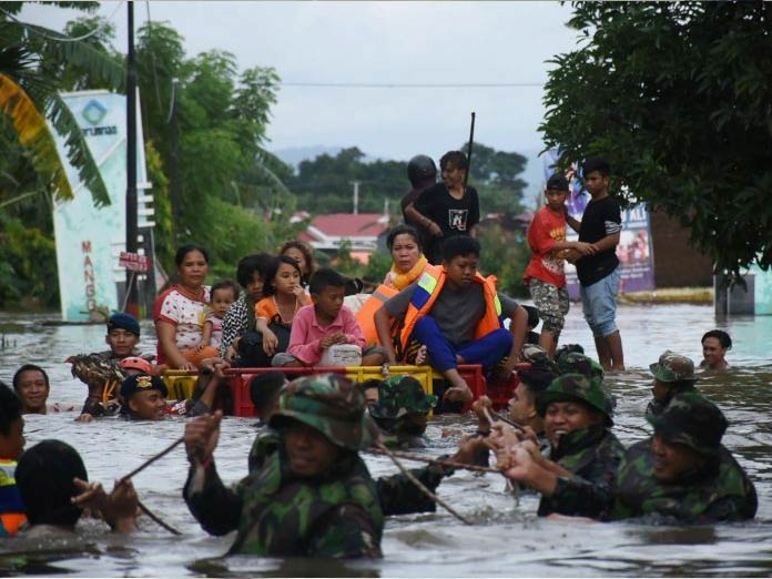 Indonesia flood, landslide death toll rises to 26