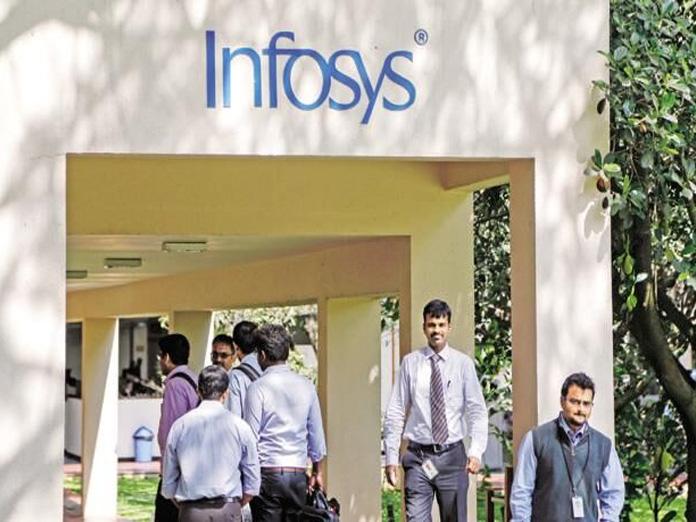 Infosys Q3 net falls 30 percent on higher expenses