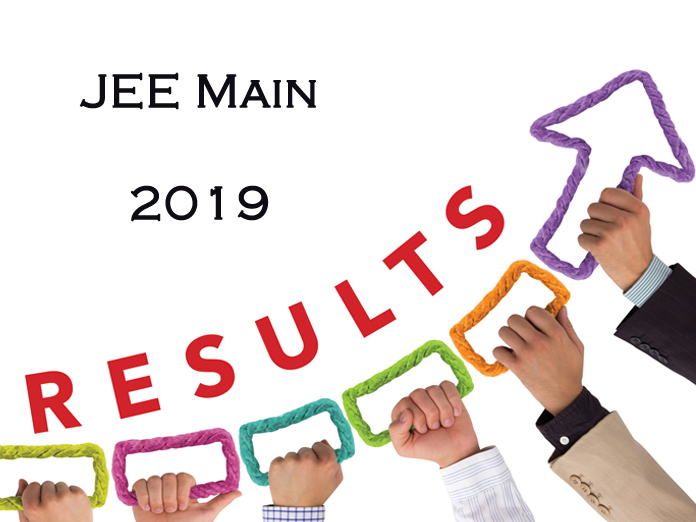 JEE Mains 2019 results out