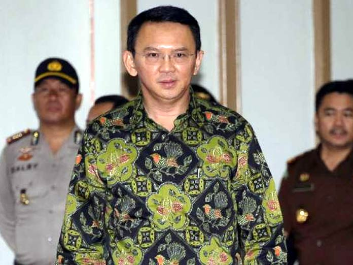 Jakarta ex-governor freed from prison after blasphemy sentence