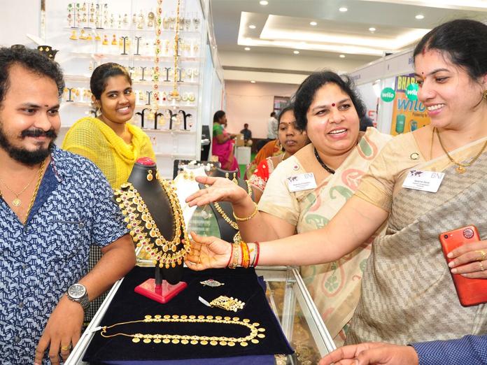 Visista Consumer Expo inaugurated in Vijayawada