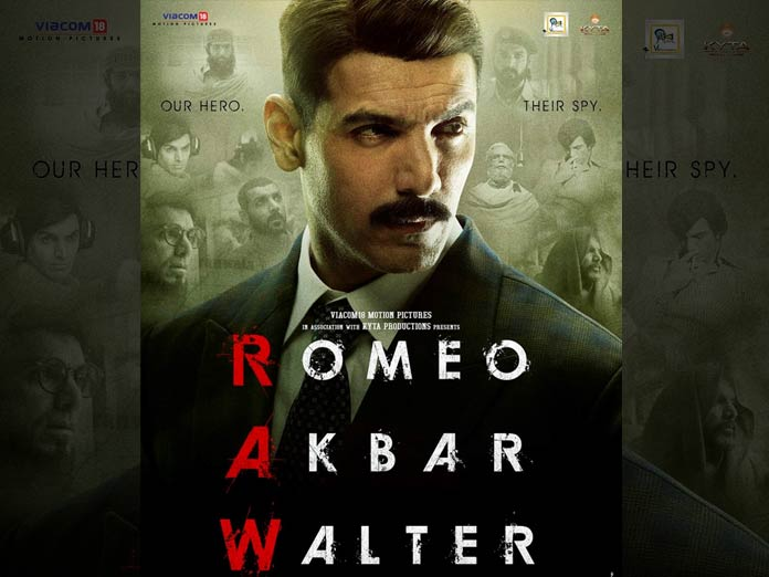 John Abraham Looks Sharp in RAW Poster, Teaser Out Today!