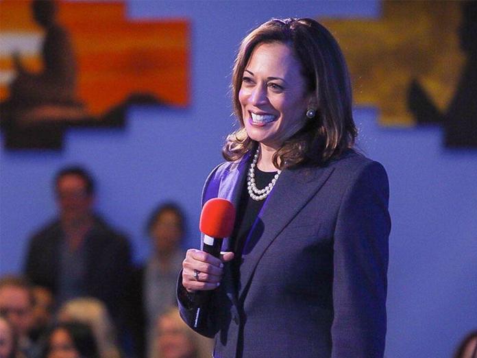 First Indian-origin US senator Kamala Harris announces 2020 president bid