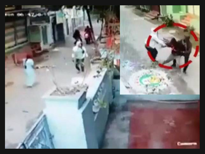 Two tries to kidnap girl in Bapatla