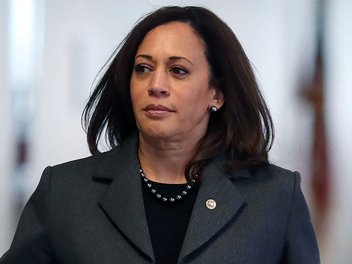 Kamala Harris says inspired by her super hero Indian-American mother By Lalit K JhaLalit K Jha
