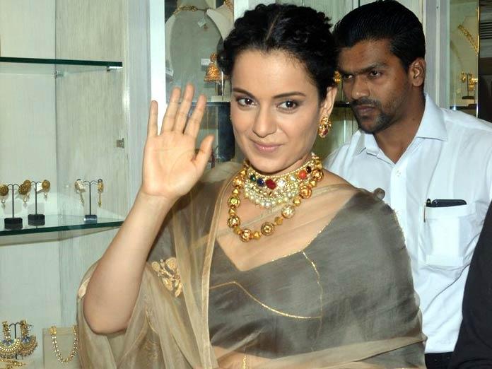 I wont be apologizing to anyone; Karni Sena should stand behind the film: Kangana Ranaut