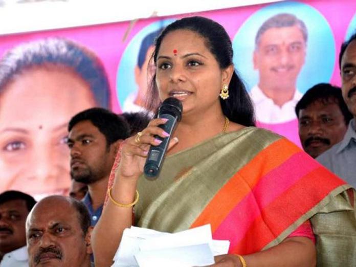 Go beyond Mandir-Masjid politics: Kavitha