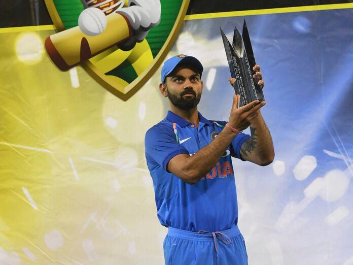 India clinch maiden bilateral ODI series Down Under