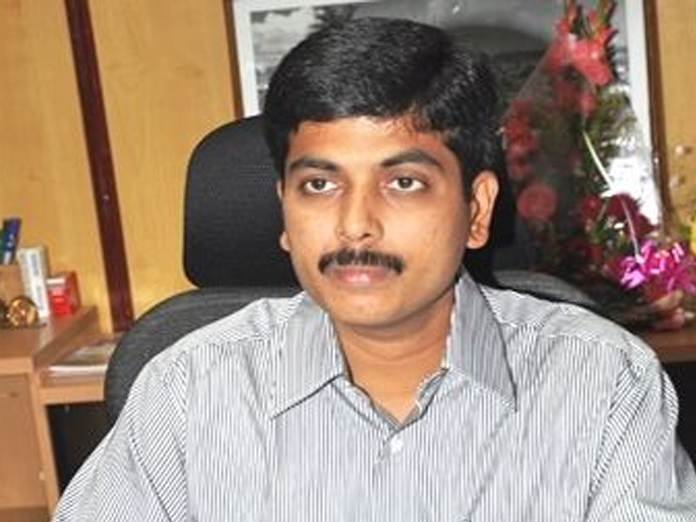 Collector Kona Sasidhar to receive award today in Vijayawada