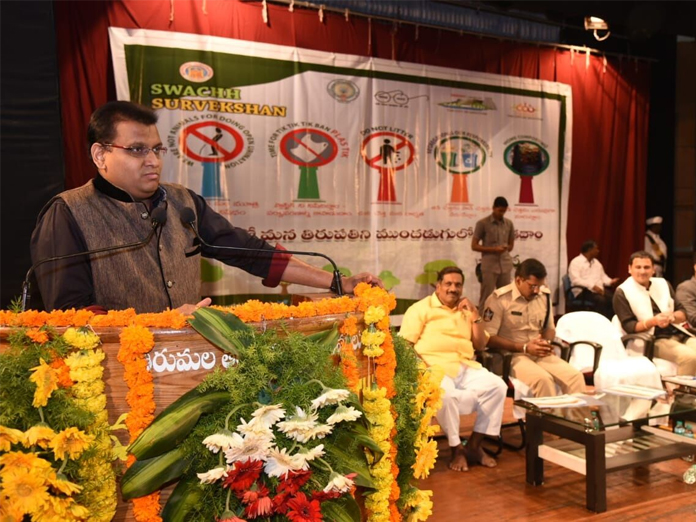 Swachh Survekshan : MCT determined to achieve top spot