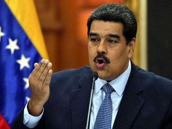 US vows to pressure Venezuelas illegitimate Maduro