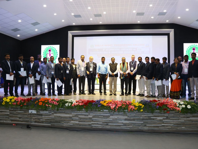 Global meet focuses on Transformations in Engineering Education