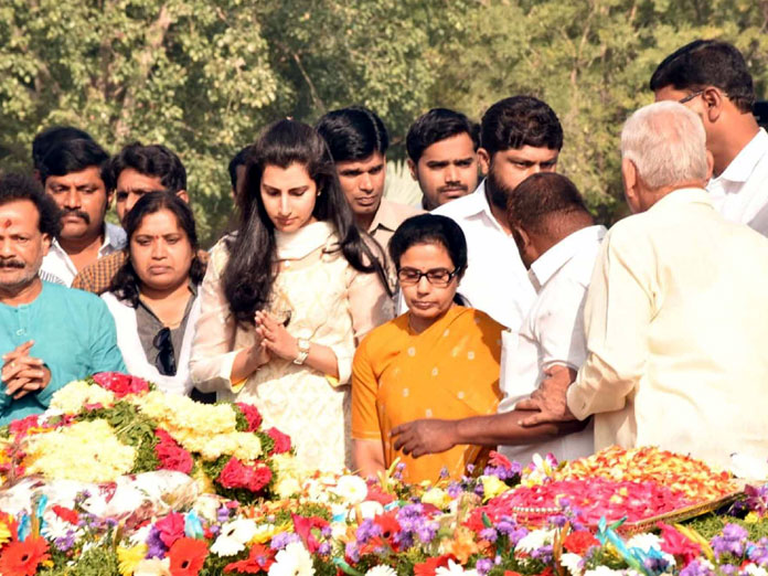NTR remembered on 23rd death anniversary