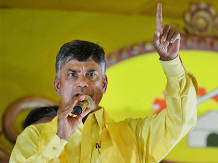 Naidu seeks Dwcra women's support for TDP's victory