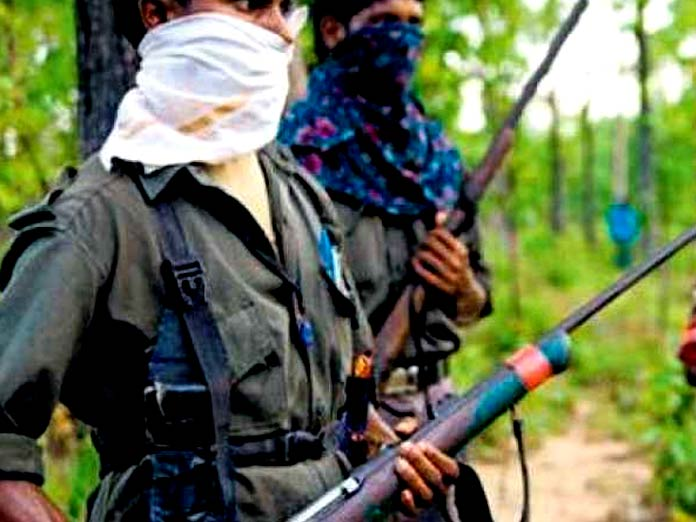 Security forces exchange fire with Naxals in Chattisgarh