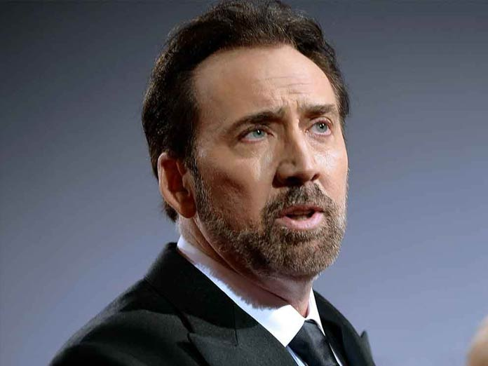 Nicolas to play lead in sci-fi thriller