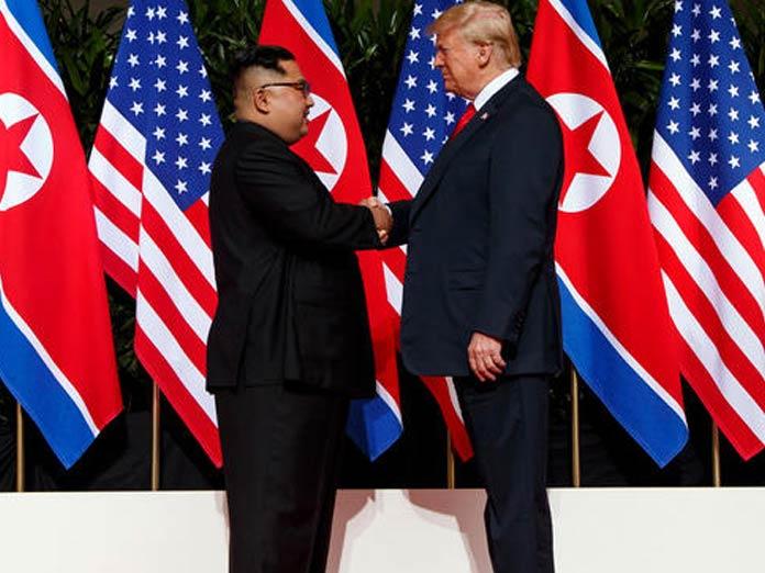 North Korea says Kim ordered preparations for 2nd Trump meet