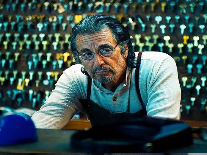 Al Pacino in talks to join Amazon series The Hunt