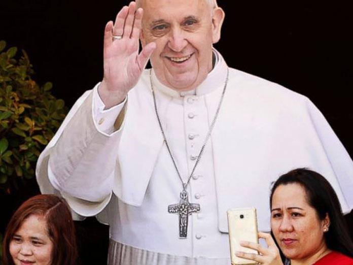 Diverse, international flock awaits Pope Francis UAE trip